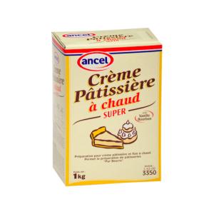 Crème pât. à chaud Super - 1 kg