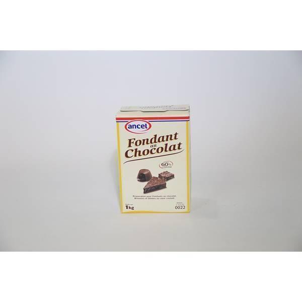 Fondant au chocolat - 1kg