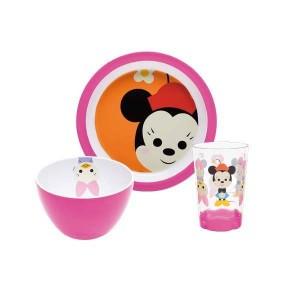Set de vaisselle Minnie.