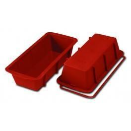 Moule cake silicone petit modèle.