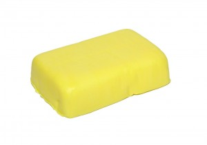Pâte à sucre Jaune - 250g