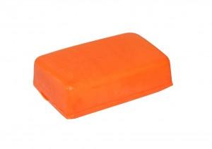Pâte à sucre Orange - 250g
