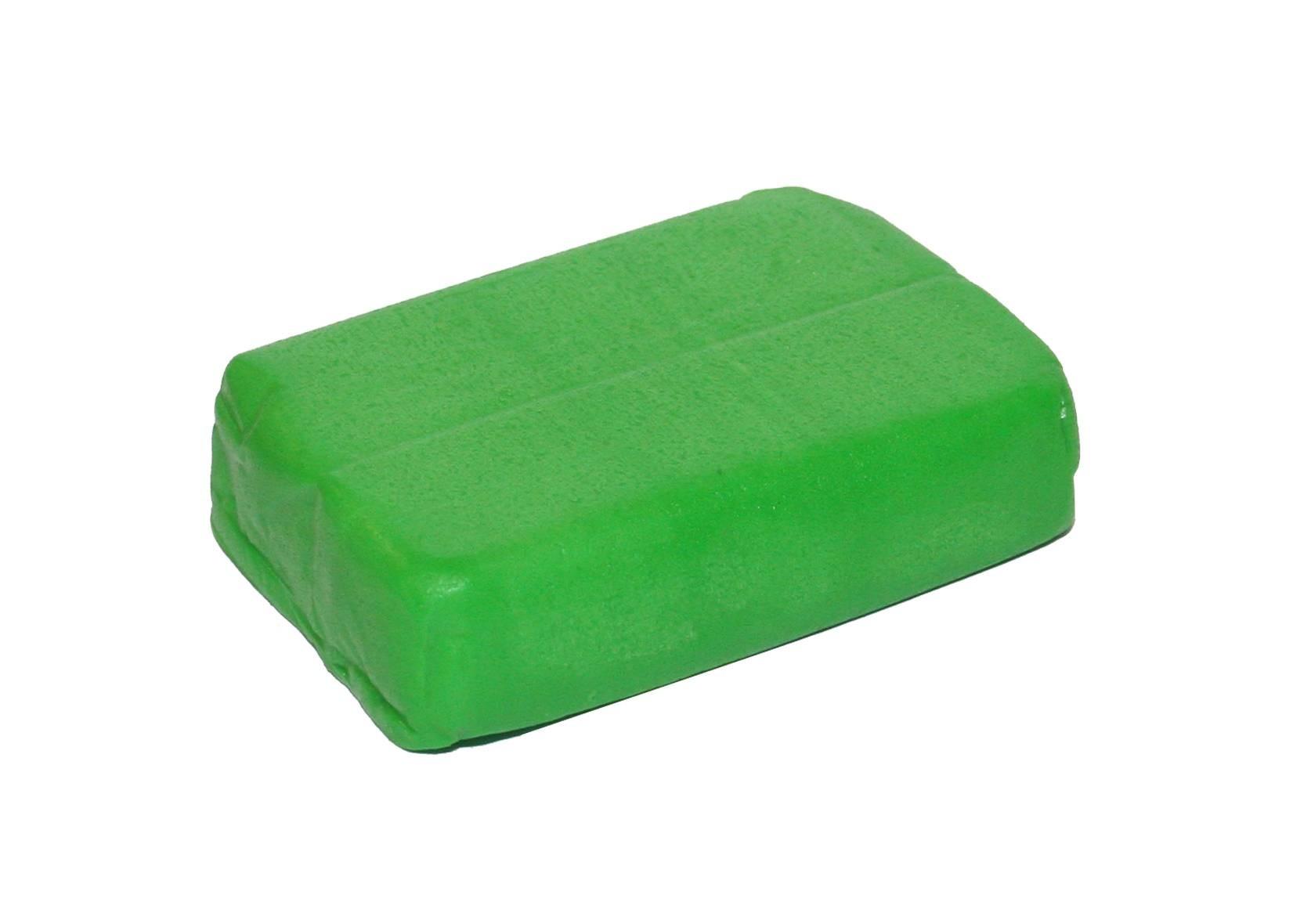 Pâte à sucre Verte - 250g