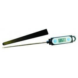 Thermomètre électronique étanche.