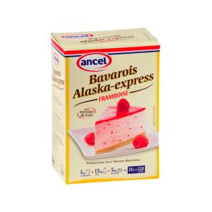 Bavarois Alaska Framboise - 1kg