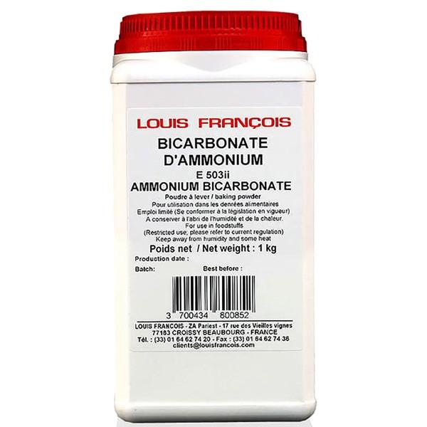 Bicarbonate d'ammonium - 1kg