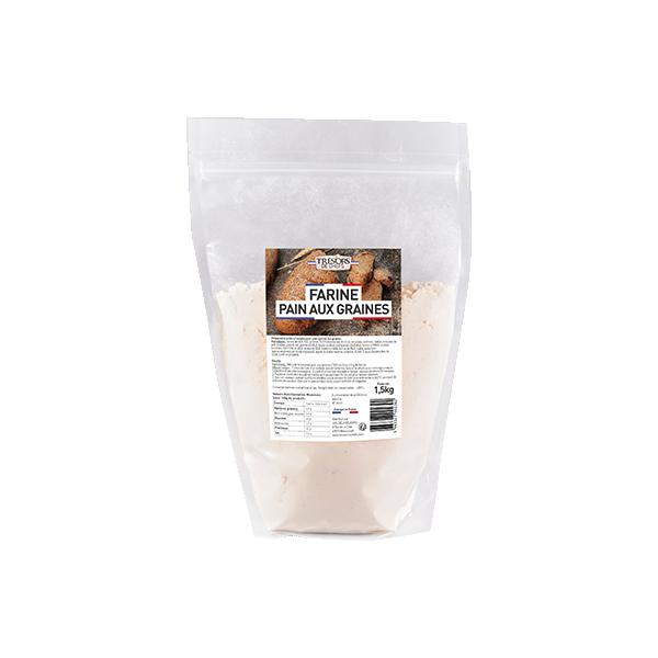 Farine blanche T55 - 1,5kg