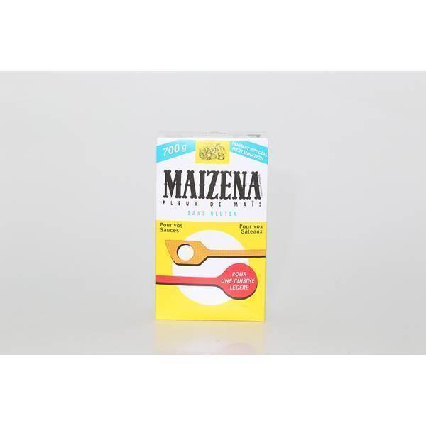 Maïzena - Fleur de maïs - 700g