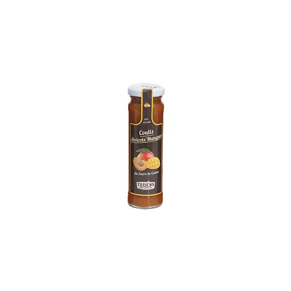 Coulis Abricots Mangues - 160g