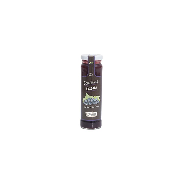 Coulis Cassis - 160g