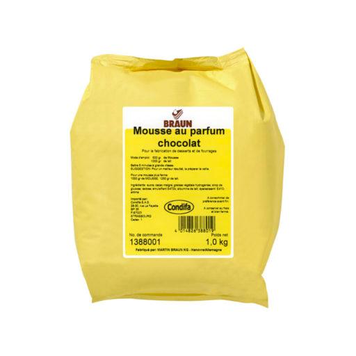 Mousse au chocolat - 1kg