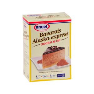 Bavarois Alaska Choc. lait - 1kg
