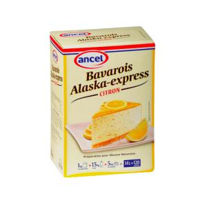 Bavarois Alaska Citron - 1kg