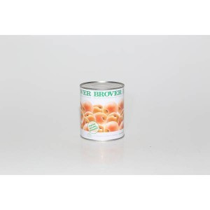 Mini-abricots entiers au sirop - 4/4