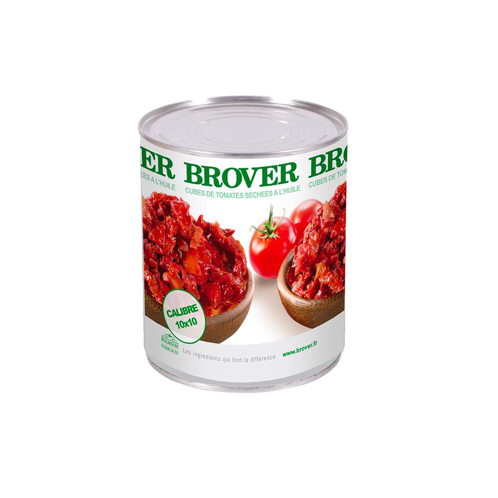Tomates confites à l'huile - 4/4