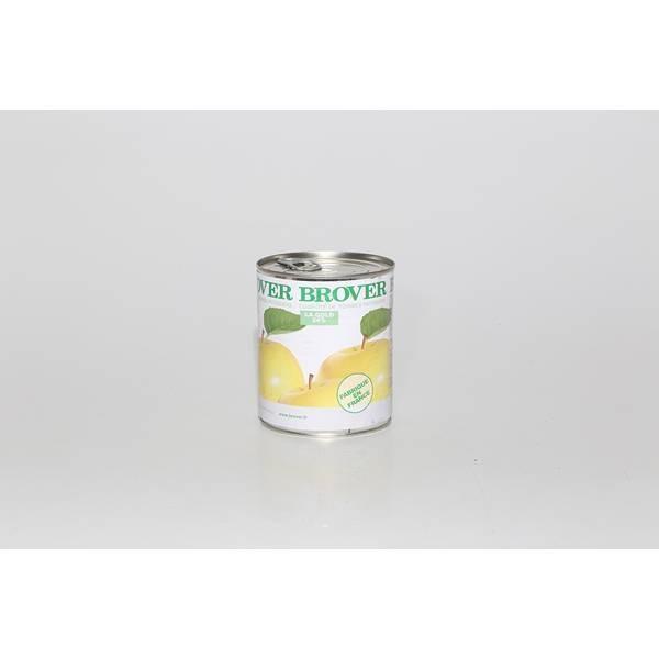 Compote de pommes 24% - 4/4