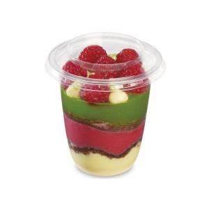 Couvercle pot a dessert 200ml - Couvercle