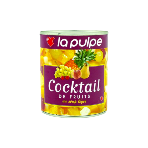 Cocktail de fruits sirop - 3/1