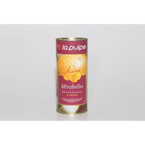 Mirabelles au sirop - 2/1