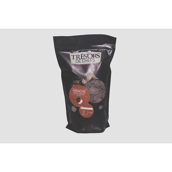 Chocolat Force Noire 50% - 1 kg