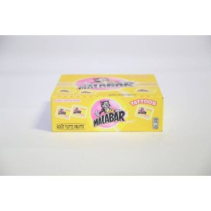 Malabar Tutti frutti - 200 pcs