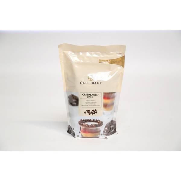 Crispearls chocolat noir - 800g