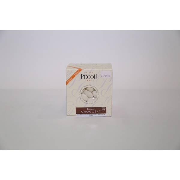 Dragées Chocolat - 1kg - Ivoire