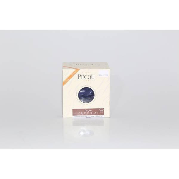 Dragées Chocolat - 1kg - Marine