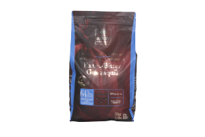 Chocolat Extra-Bitter 64% - 5 kg
