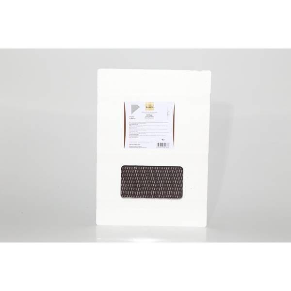 Grillage chocolat noir - x11