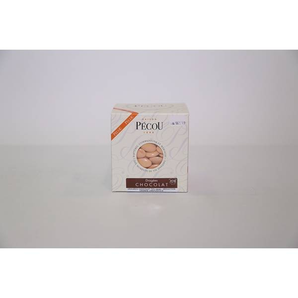 Dragées Chocolat - 1kg - Orange