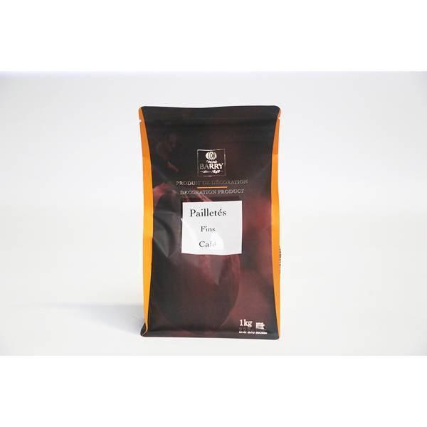 Pailletés fins café - 1kg
