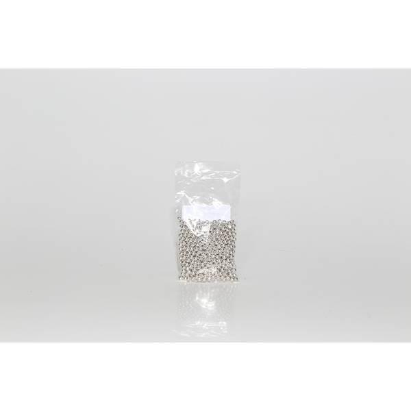 Boules argentées - 100g
