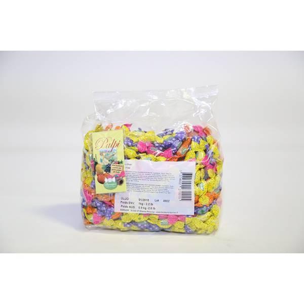 Bonbons Mini Pulpi - 1kg