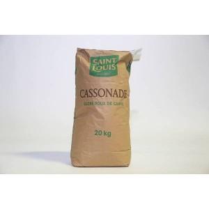 Cassonade - 20 kg