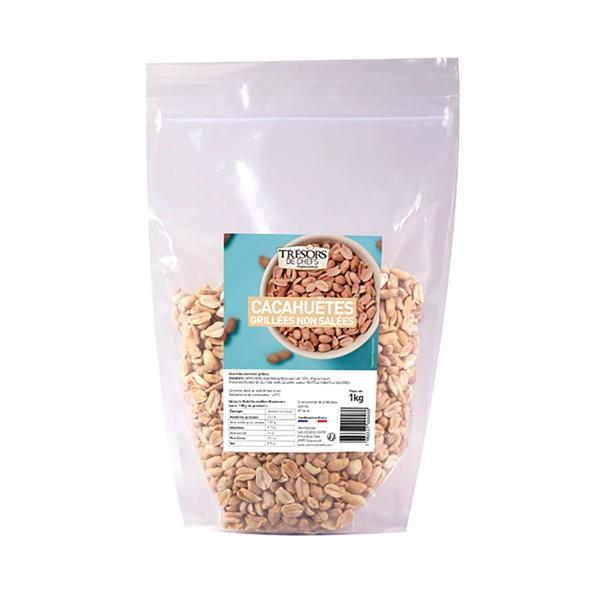 Cacahuètes non salées - 1kg