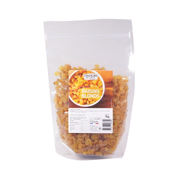 Raisins secs golden - 1kg