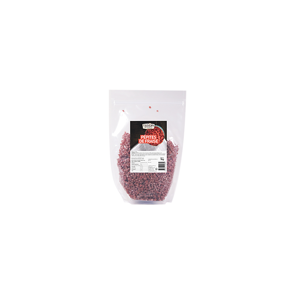 Pépites de fraise - 1kg