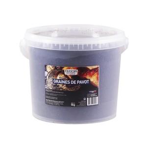 Graines de pavot bleu - 5 kg
