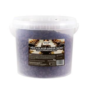 Pâte à glacer brune - 5kg