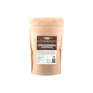 Céréales enrobées 3 chocolats - 800 g