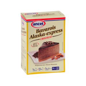 Bavarois Alaska Chocolat - 1kg