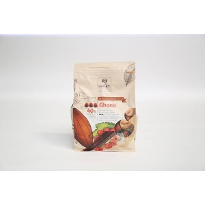 Chocolat lait Ghana 40% - 2,5 kg