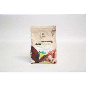 Chocolat noir Tanzanie 75% - 2,5 kg