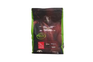 Chocolat noir Bio 71,5%