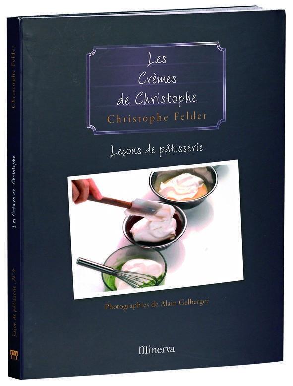 Les crèmes de Christophe.