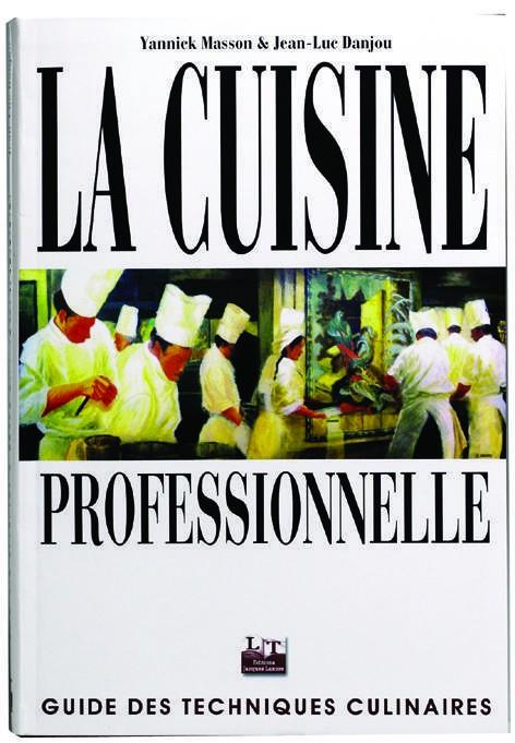 La cuisine professionnelle