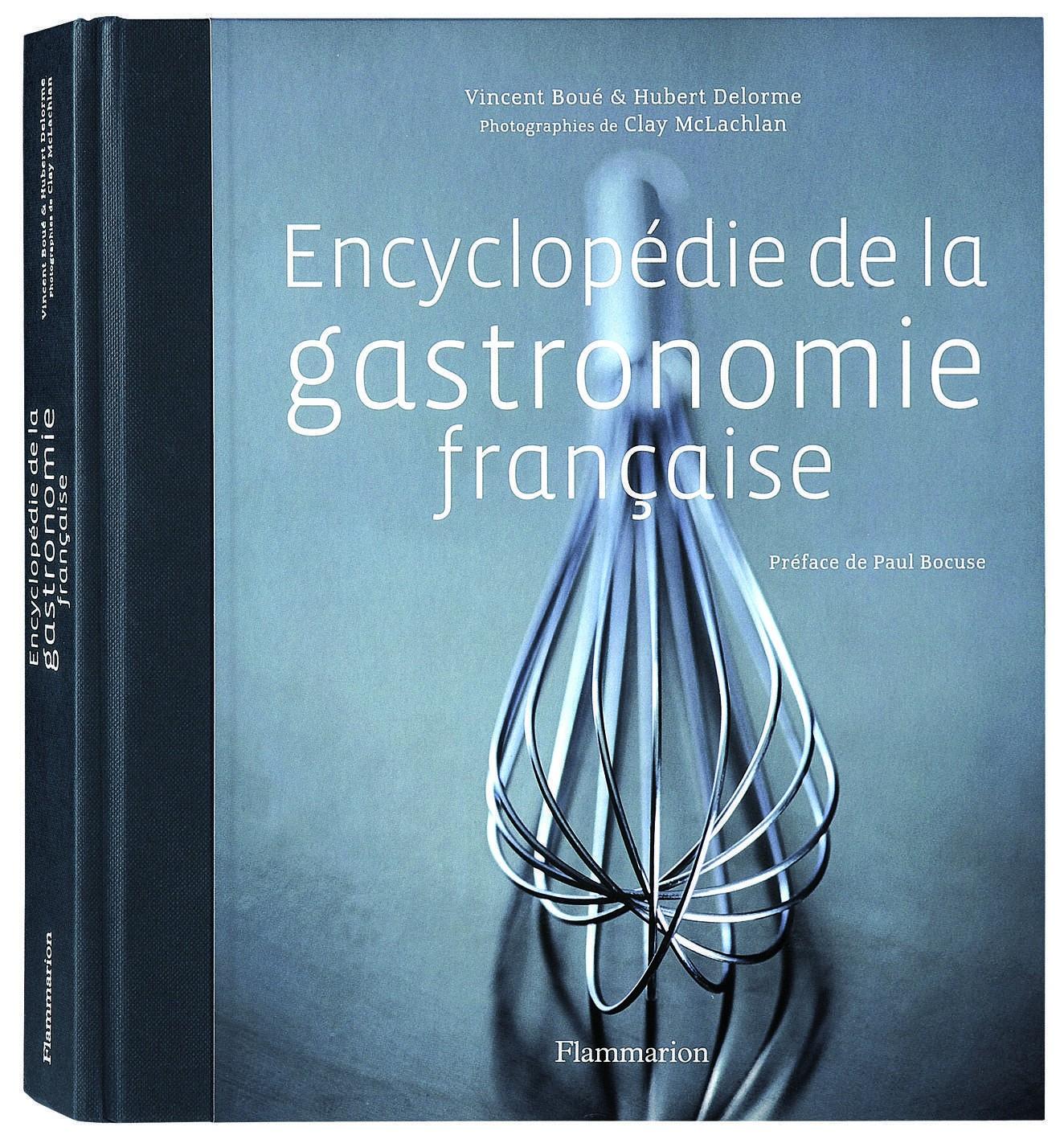 Encyclopédie de la gastronomie Française.