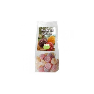 Boule de gomme fruits - 70g