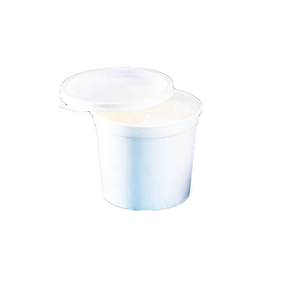 Pot à crème + couvercle - x50